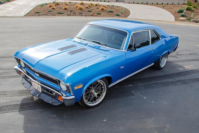 001 1971 Nova Pro Touring Street Machine