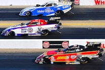 2018 NGK NHRA Four Wide Nationals Chevy Drag 124