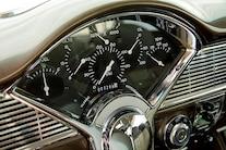 1955 Chevy Bel Air Custom Lopez Elegance Brown 029
