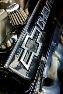 1955 Chevy Bel Air Custom Lopez Elegance Brown 023