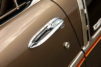 1955 Chevy Bel Air Custom Lopez Elegance Brown 009