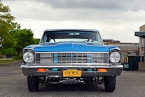 1967 Pro Street Nova Twin Turbo Blue 004
