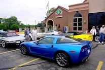 Motor City NCRS Regional Corvette Event Honors 021