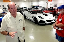 Motor City NCRS Regional Corvette Event Honors 017