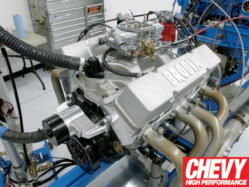 383 Short Block Engine Build - Chevy High Performance Magazine