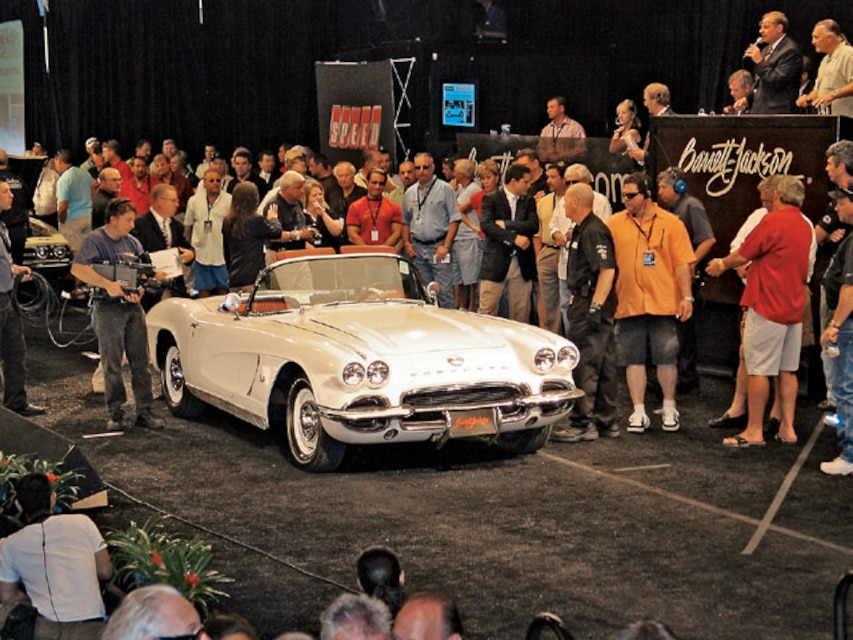 Buy A Vette >> Corvette Auction Buyers Guide How To Buy A Vette At