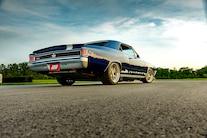 1967 Chevelle HRCC Pro Touring Blue Sema Lsa 074