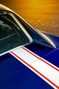 1967 Chevelle HRCC Pro Touring Blue Sema Lsa 065