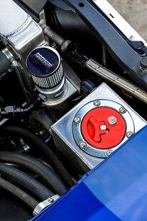 1967 Chevelle HRCC Pro Touring Blue Sema Lsa 014