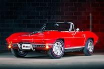 03 1967 Corvette Convertible 427 Big Block Tri Power