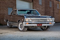 Big Block Powered 1967 Chevelle Street Machine 023