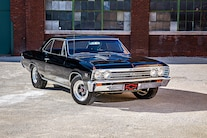 Big Block Powered 1967 Chevelle Street Machine 001