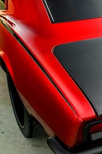 1968 Pro Street Camaro Twin Turbo 047