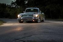 13 1959 C1 Corvette Ls Wolf