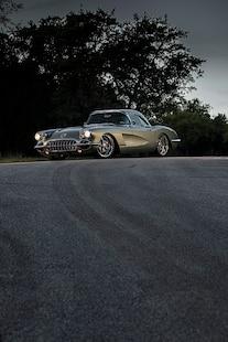 09 1959 C1 Corvette Ls Wolf