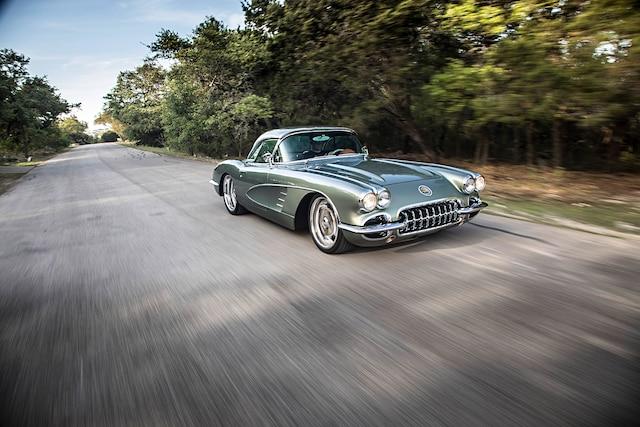 01 1959 C1 Corvette Ls Wolf
