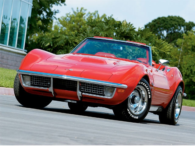 Vemp_0604_08_z 1971_corvette_roadster Front_view