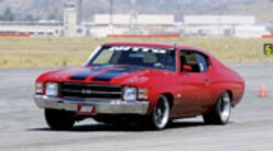 Sucp 0902 02 Pl Bmr 1971 Chevy Chevelle On The Track