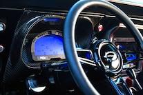 017 1968 Camaro SEMA Blue Procharger LS Baer