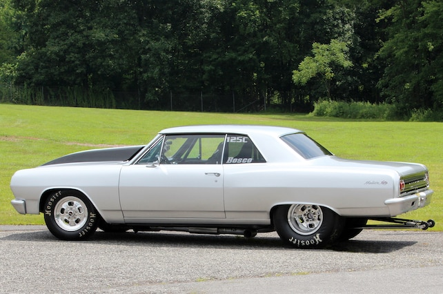 1964 Chevrolet Chevelle Side View