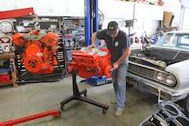 001 Small Block Engine Swap Parts
