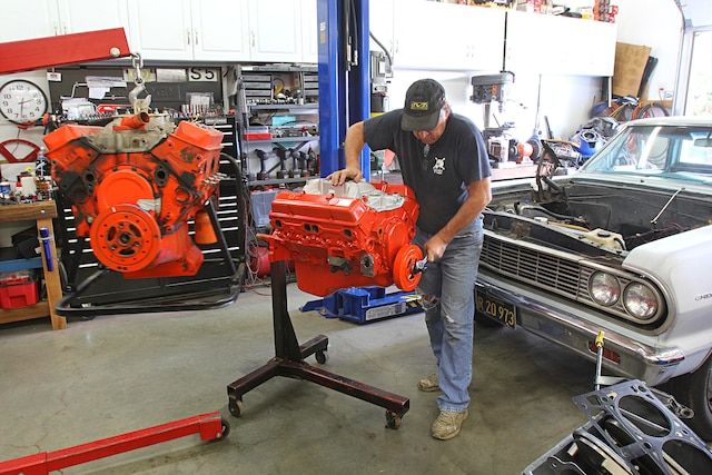 We List the Small Parts Needed to Perform a Crate Engine Swap Ignition Wiring Diagram Ford Engine Swap on