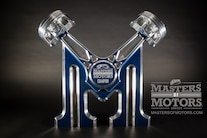 001 Masters Of Motors Award