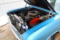 003 1966 Chevelle SB4 Mercury Racing Roadster Shop Blue