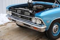 004 1966 Chevelle SB4 Mercury Racing Roadster Shop Blue