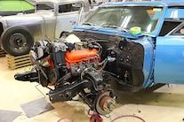 008 1966 Chevelle SB4 Mercury Racing Roadster Shop Blue