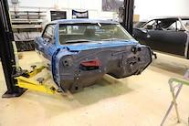 010 1966 Chevelle SB4 Mercury Racing Roadster Shop Blue