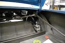 013 1966 Chevelle SB4 Mercury Racing Roadster Shop Blue