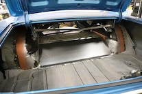 015 1966 Chevelle SB4 Mercury Racing Roadster Shop Blue