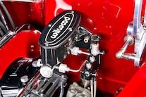 1956 Pro Street Chevy Red White Two Tone 014