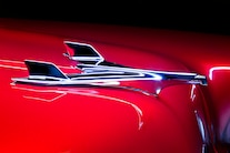 1956 Pro Street Chevy Red White Two Tone 008