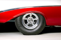 1956 Pro Street Chevy Red White Two Tone 007