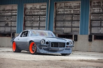 005 1970 Ridetech Track 1 Camaro