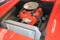 1 1963 Chevy Corvete Engine Bay Autorad Radiator