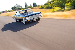 LS-Powered Pro Touring 1966 Chevelle
