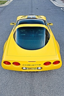 2003 C5 Z06 Corvette Coupe Supercharged Huber 007