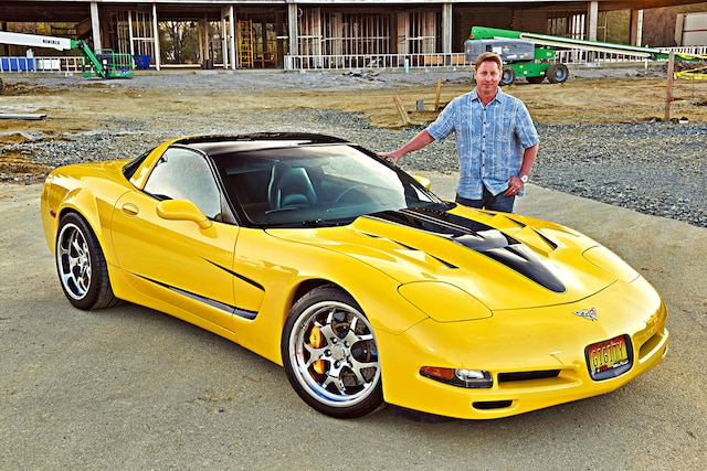 2003 C5 Z06 Corvette Coupe Supercharged Huber 001