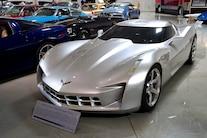 Motor City NCRS Regional Corvette Event Honors 014