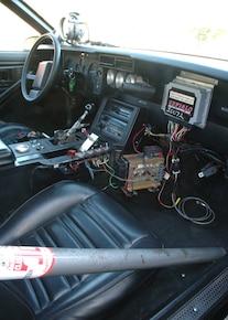5 1987 Camaro Interior