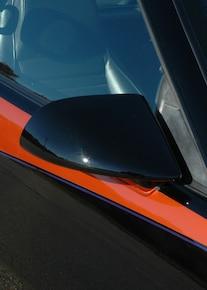11 1987 Camaro Side View Mirror