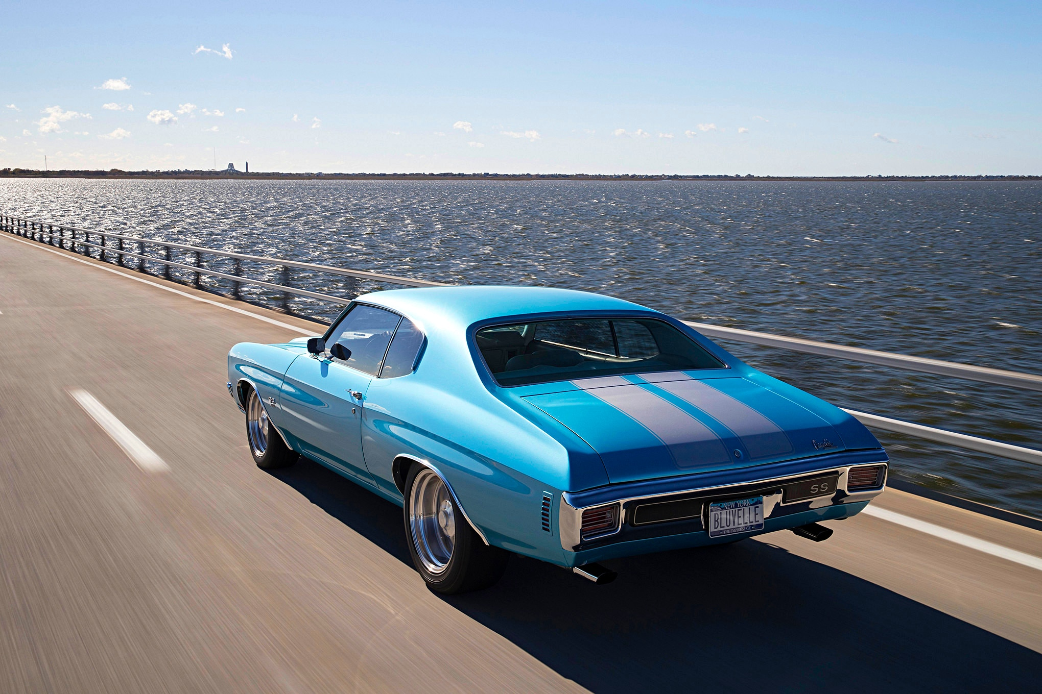 Stunning big-block–powered 1970 Chevelle SS