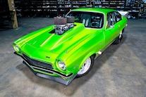 1970 Green Pro Street Vega Green 001