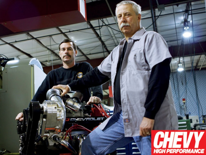 ProCharger Superchargers Techical Insight - Chevy High