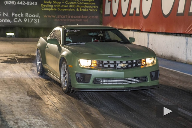 Watch Pointless Thrashing of the Procharger i-1 on a 2012 Camaro