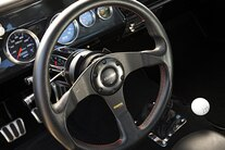 47 1966 Chevy El Camino Steering Wheel