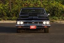 52 1966 Chevy El Camino Front